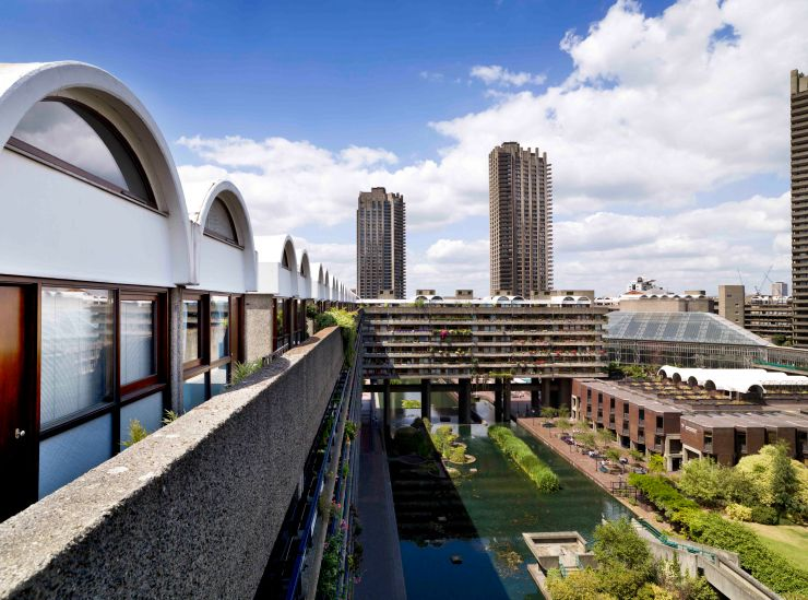 The Barbican is the nicest (ex-) council estate in London