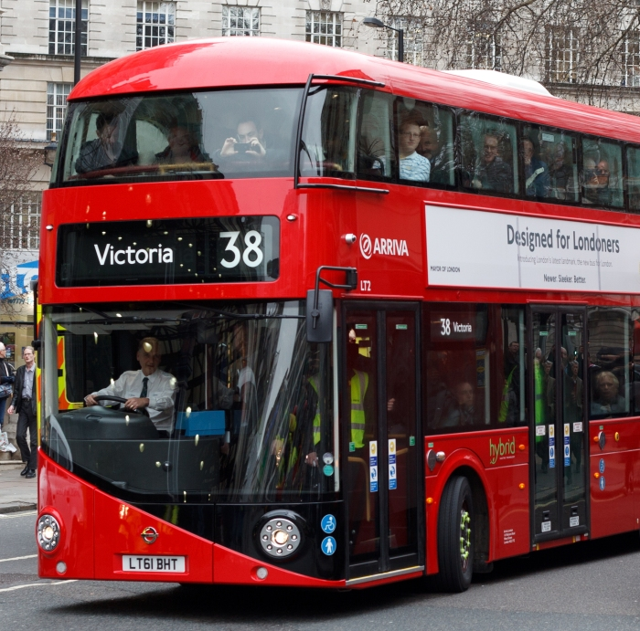 A new 38 bus