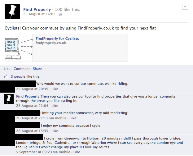 Marketing fail or brilliant viral tactic? You decide (hint: we haven't gone viral)